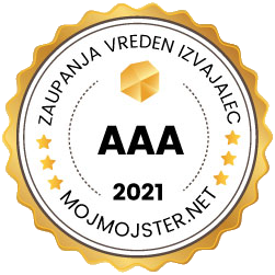 AAA Zlati Certifikat